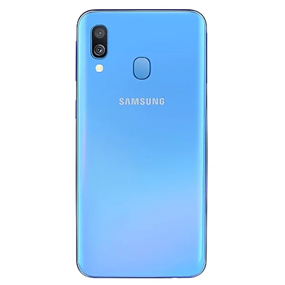 Samsung Galaxy A40 (2019) 64Gb Blue, синий