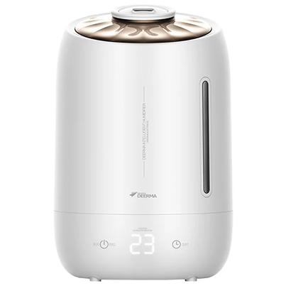 Увлажнитель воздуха Xiaomi Deerma Air Humidifier 5L DEM-F600 White, белый - изображение 1