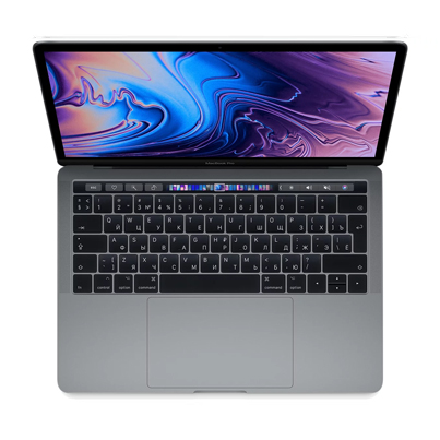 "Apple MacBook Pro 13"" (2018) Core i5 2,3 ГГц, 8 ГБ, 512 ГБ SSD, Iris Plus 655, Touch Bar Space Gray, серый космос (MR9R2) - изображение 1"
