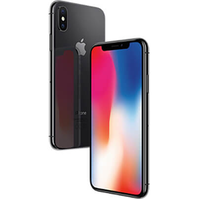 Apple iPhone X 64Gb Space Gray, серый космос