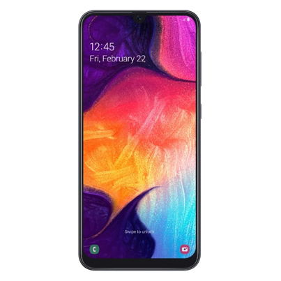 Samsung Galaxy A50 (2019) 64Gb Black, черный