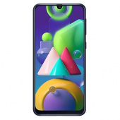 Samsung Galaxy M21 (2020) 64Gb Blue, синий