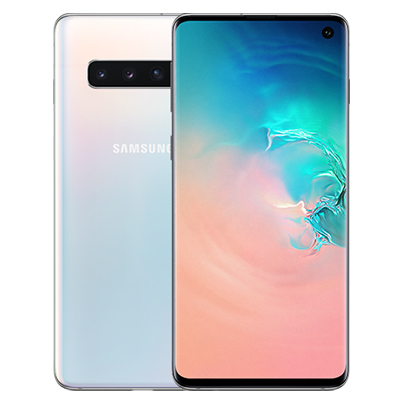 Samsung Galaxy S10 128Gb Prism White, перламутр