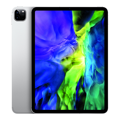 "Apple iPad Pro 11"" (2020) Wi-Fi + Celluar 256Gb Silver, серебристый"