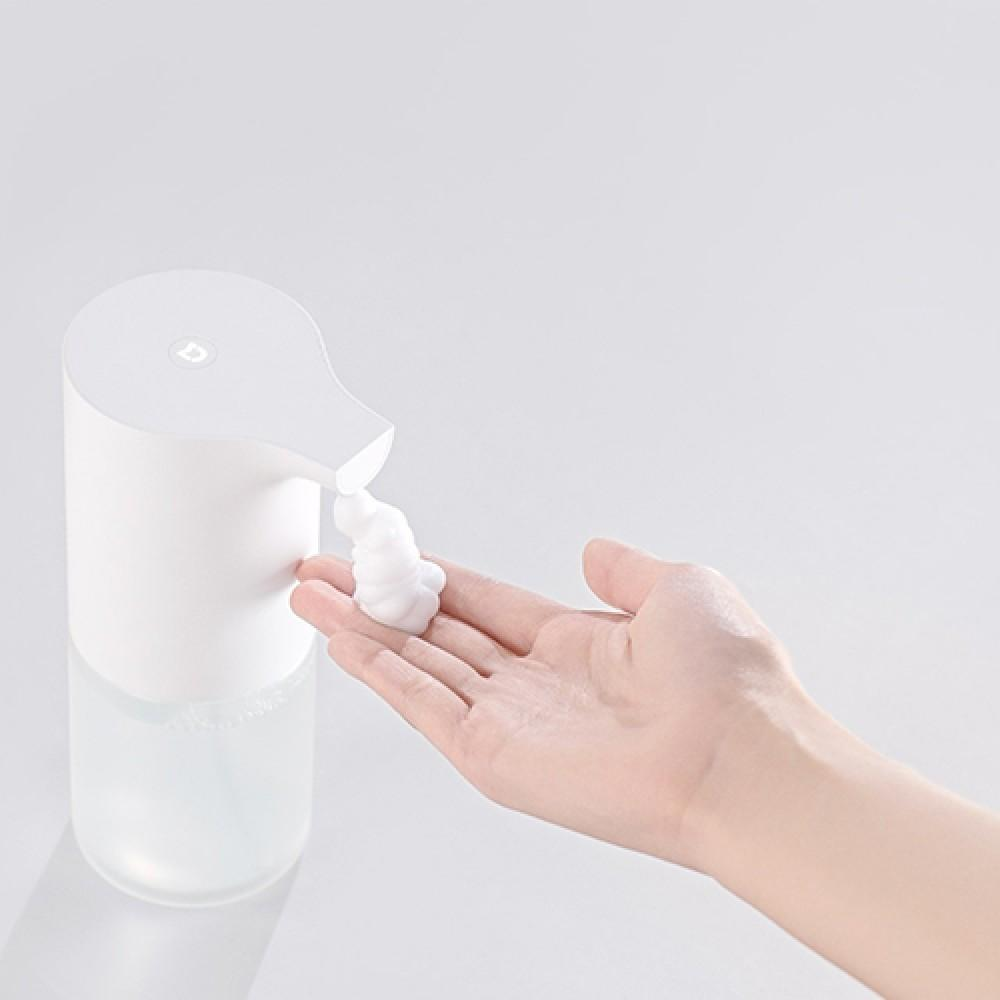 High quality foaming soap dispenser transparent wash basin
